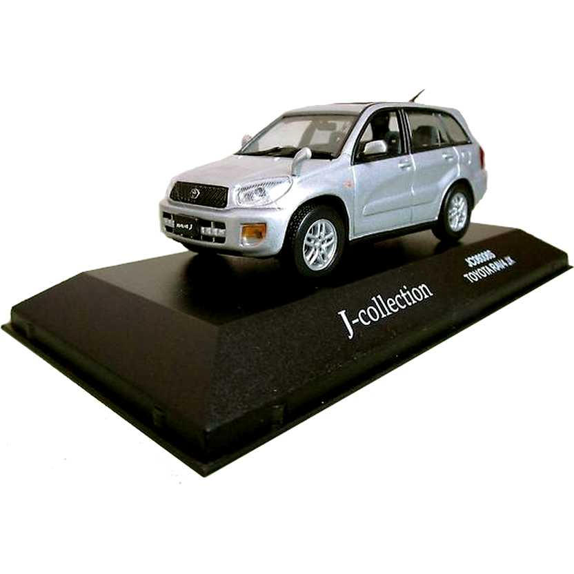 Toyota RAV4 JX (2000) marca Kyosho escala 1/43 J-Collection JC06006S