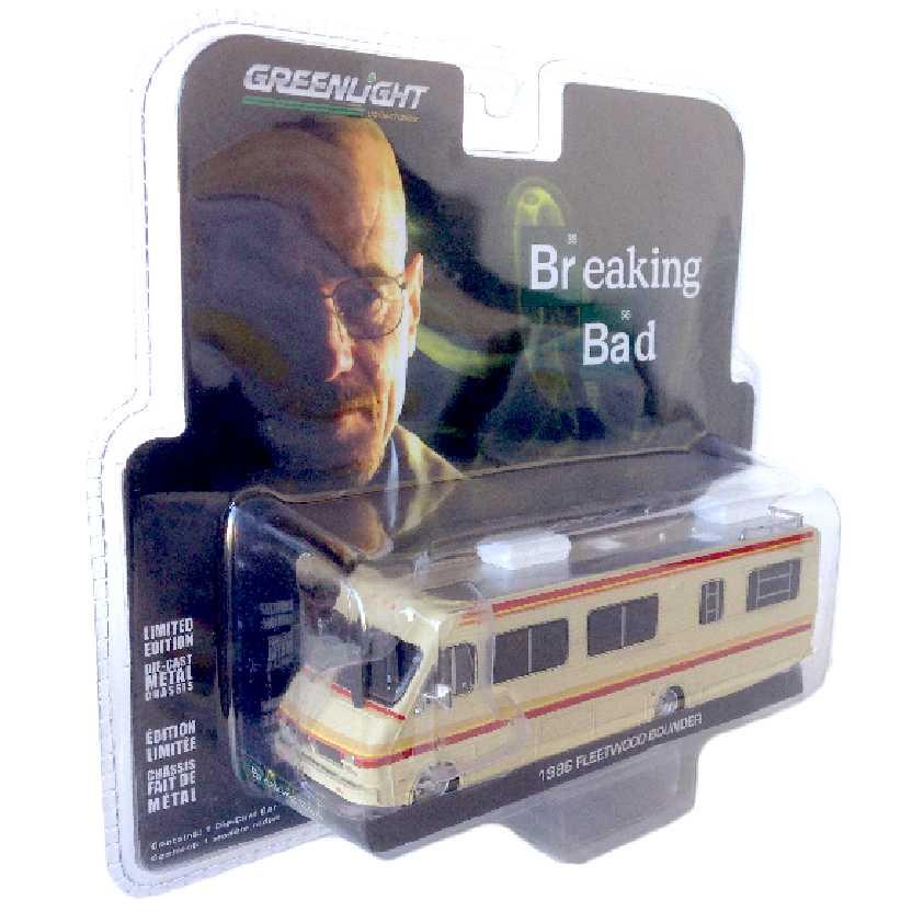 Trailer de Breaking Bad RV Motorhome 1986 Fleetwood Bounder (Walter e Jesse)