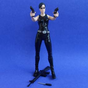 Trinity Matrix  Action Figure N2 Toys