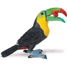 Tucano (Safari Ltd miniaturas de aves) 264129 Toucan