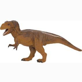 Tyrannosaurus Rex (T-Rex) pintado a mão
