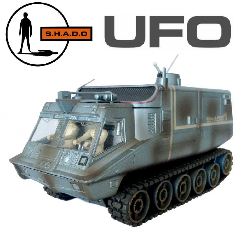 UFO SHADO Mobile Shado 1 Diecast (Gerry Anderson) marca Product Enterprise RARO
