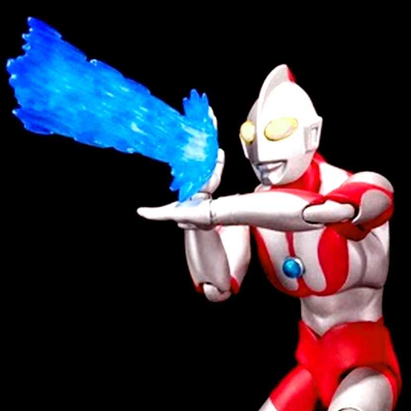 Ultra-Act Ultraman Bandai Action Figures