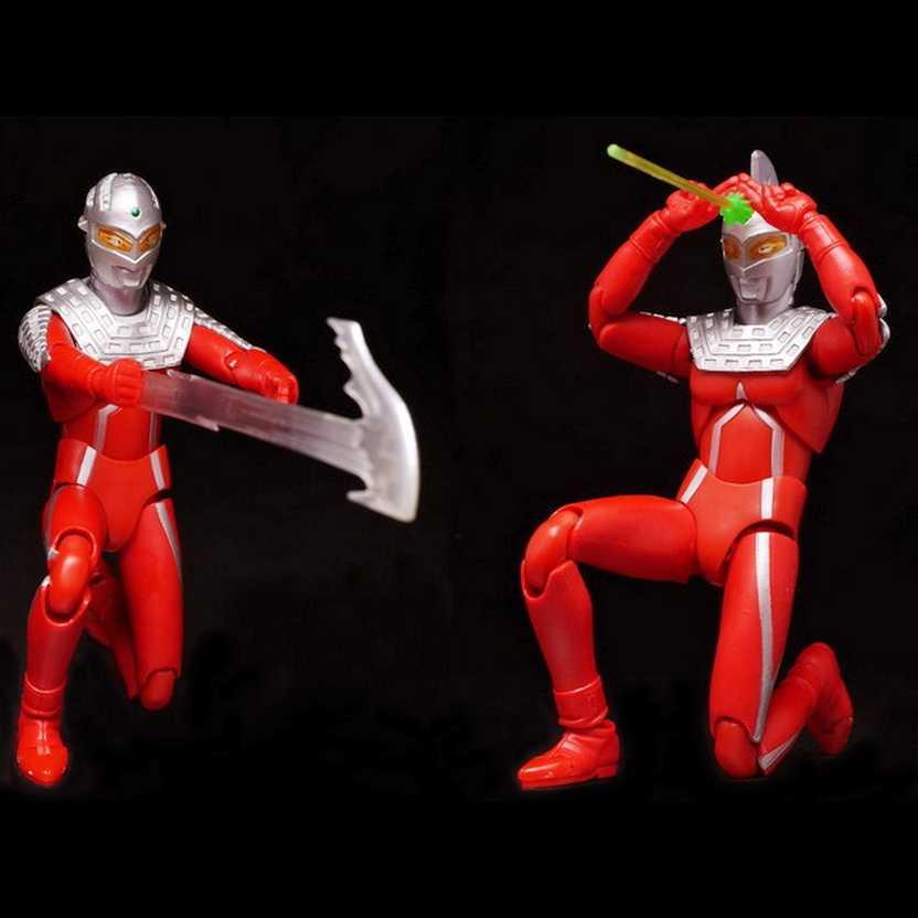 Ultra-Act Ultraseven (Ultra Seven) Bandai Action Figures