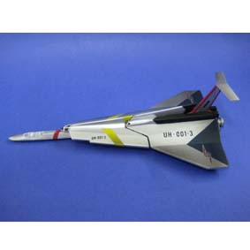 Ultra Hawk - 001- 3 Naves (aberto)