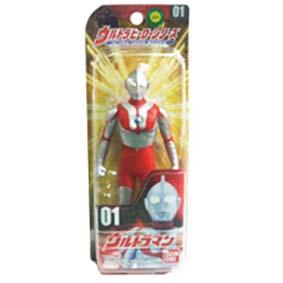 Ultra Hero Series 01 Ultraman (Bandai) Ultra Man