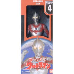 Ultraman Jack num. 4