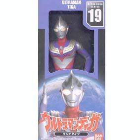 Ultraman Tiga num. 19
