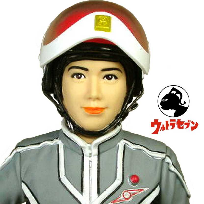 Ultraseven - Anne Yuri ( Yuriko Hishimi ) marca Billiken Shokai escala 1/6 made in Japan
