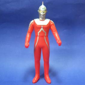 Ultraseven num. 3 (no estado)