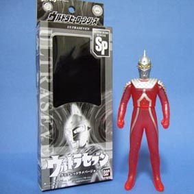 Ultraseven Ultra Hero Series SP (2007 Ultraman-Festival) RARIDADE