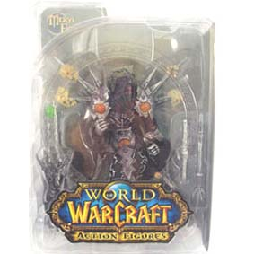 Undead Warlock World of Warcraft (lacrado)