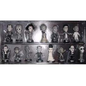 Universal Studios Monsters Little Big Heads Sideshow Toy ( RARO )