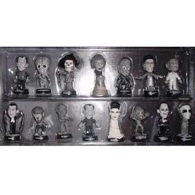 Universal Studios Monsters Little Big Heads Sideshow Toy ( RARO )