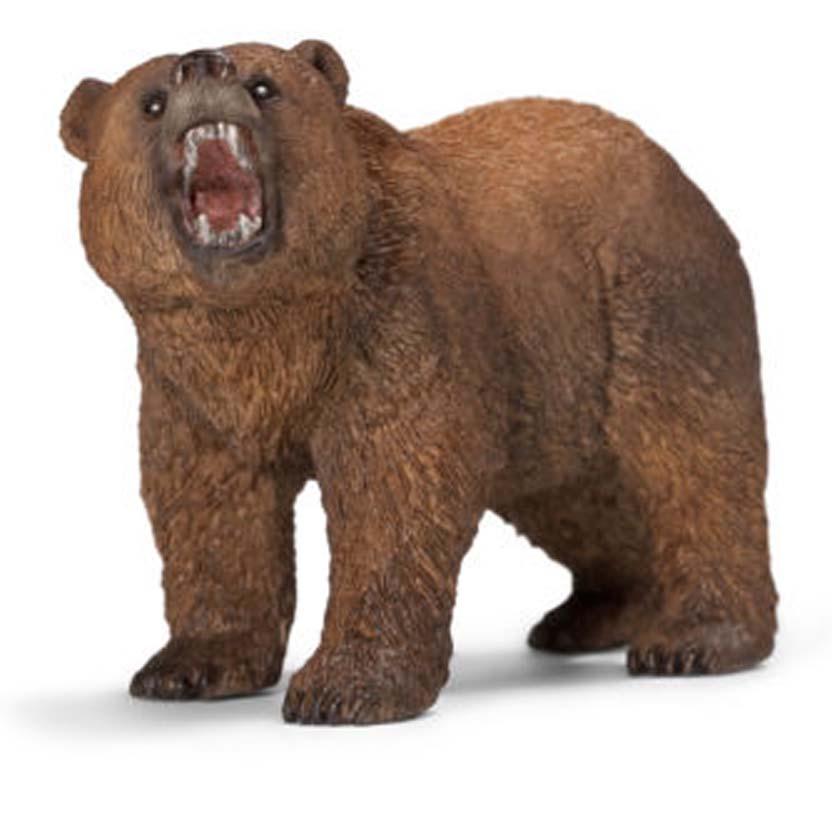 Urso pardo 14685 - novidades Schleich 2013