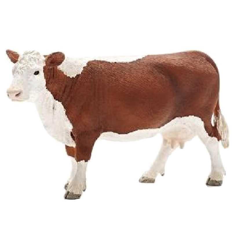 Vaca Hereford 13764 marca Schleich Hereford Cow