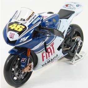 Valentino Rossi Yamaha M1 Moto GP 2008