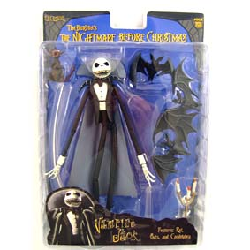 Vampire Jack Skellington (Exclusive) Tim Burton