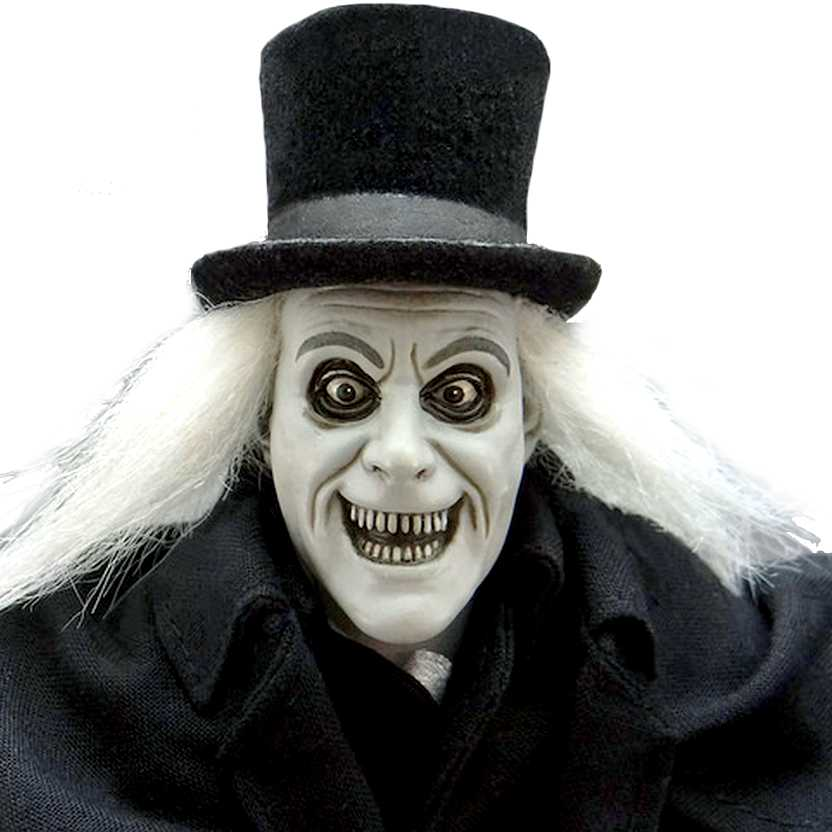 Vampiros da Meia Noite : Lon Chaney in London After Midnight marca Sideshow escala 1/6