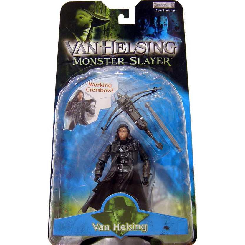 Van Helsing with working crossbow ( Hugh Jackman ) Jakks Pacific action figure