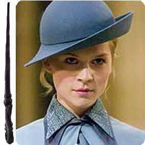Varinha da Fleur Isabelle Delacour Weasley - Coleção Varinhas do Harry Potter