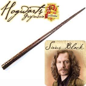Varinha do Sirius Black Coleção Harry Potter para Comprar no Brasil