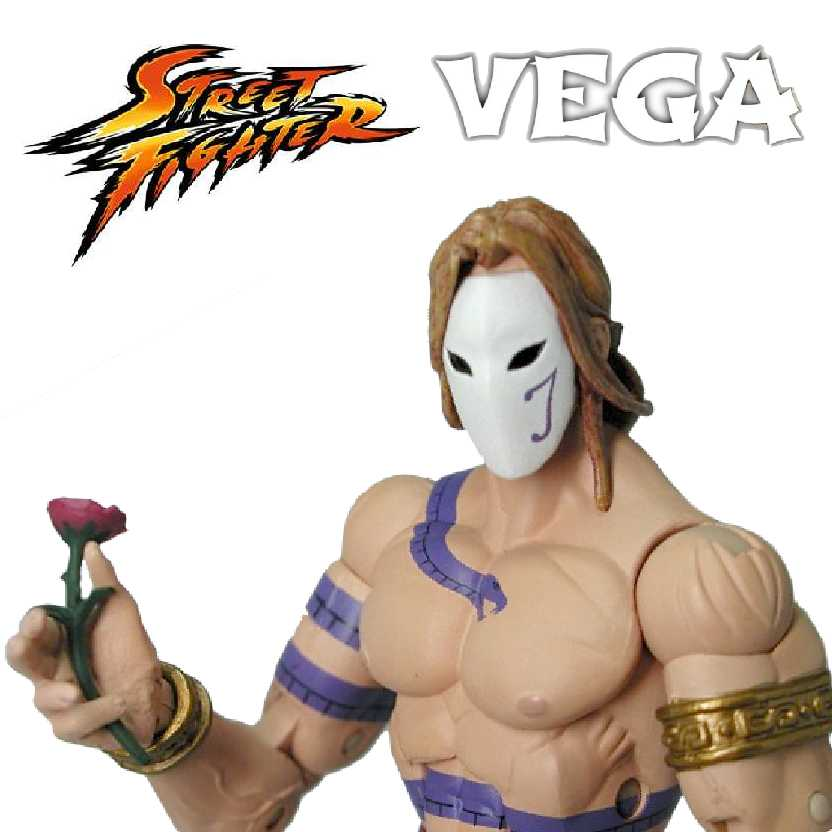 Vega série 2 (aberto) Street Fighter fabricante Sota Toys