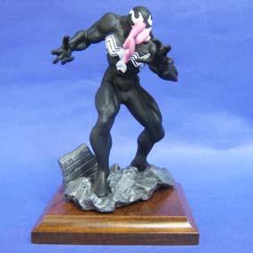 Venom - base de madeira