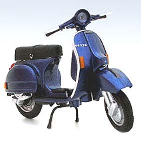 Vespa Piaggio P150X (1999)