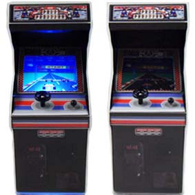 Video Game Mini Arcade Pole Position com led ( SEM SOM ) Play Pixel Videogames
