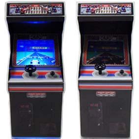 Video Game Mini Arcade Pole Position com led ( SEM SOM ) Play Pixel Videogames