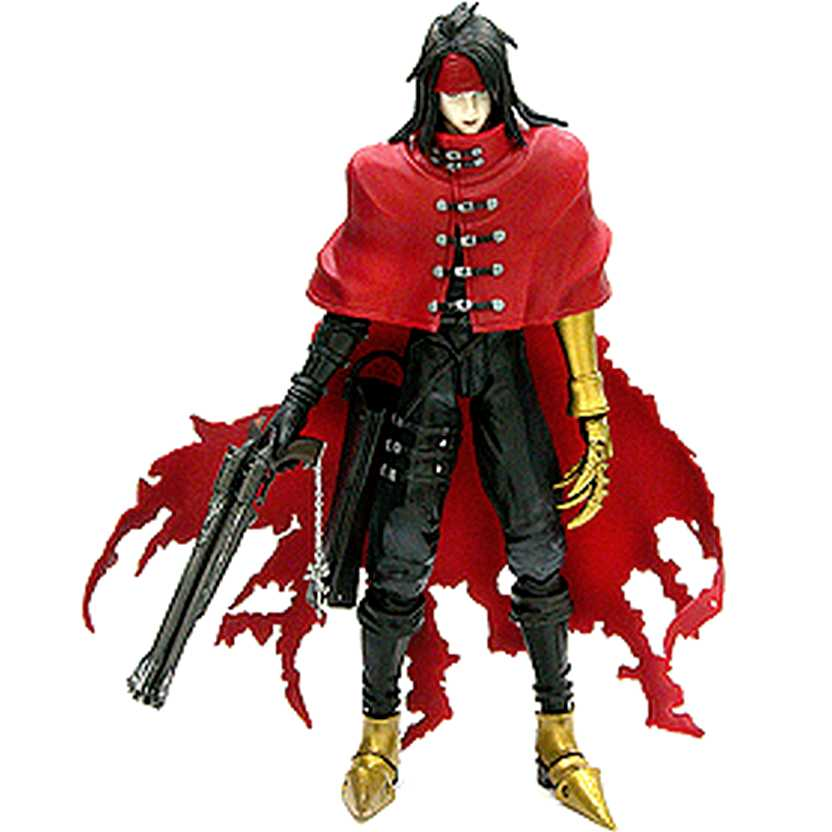 Vincent Valentine Final Fantasy VII Adventure Children Play Arts - Square Enix