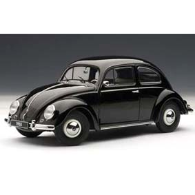 Volkswagen 1200 Beetle (1955) VW Fusca marca Auto Art escala 1/18