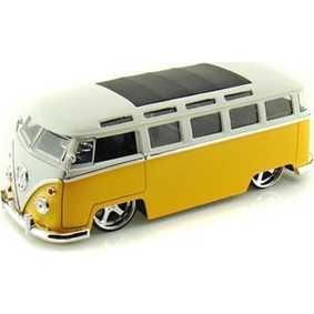 Volkswagen Bus Kombi (1962) marca Jada Toys escala 1/24