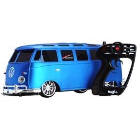 Volkswagen Kombi R/C controle remoto (entrada MP3)