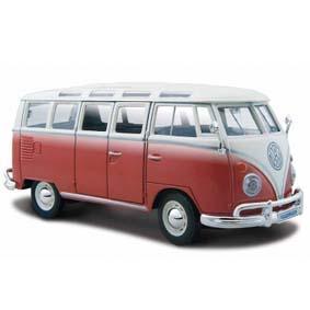 Volkswagen Kombi Samba Van