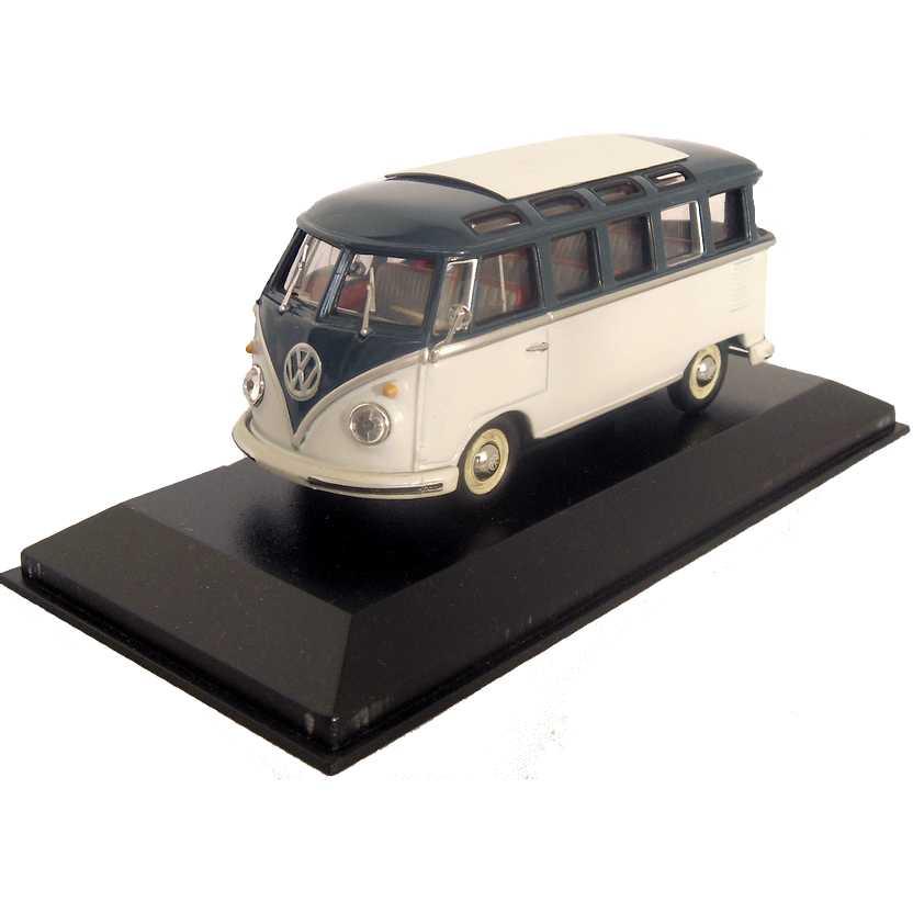 Volkswagen Kombi - VW T1 Samba Bus marca Minichamps escala 1/43