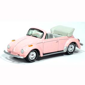 VW Beetle Cabriolet Fusca (1972)