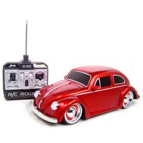 VW Fusca (1959) controle remoto