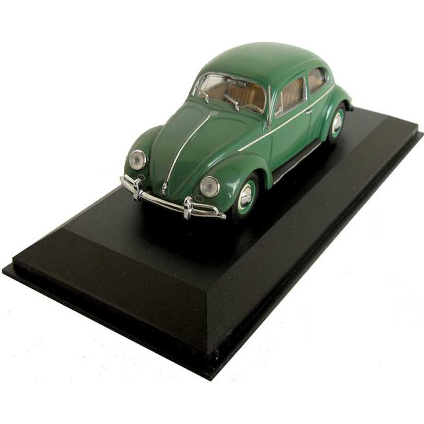 VW Fusca (1953) Volkswagen Beetle 1200 Oval Window Minichamps escala 1/43