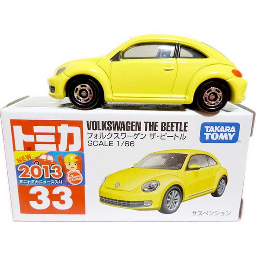 VW Fusca - Volkswagen The Beetle marca Takara / Tomy escala 1/66