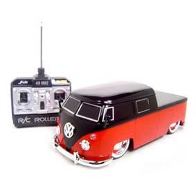 VW Kombi (1962) controle remoto(e amarelo)