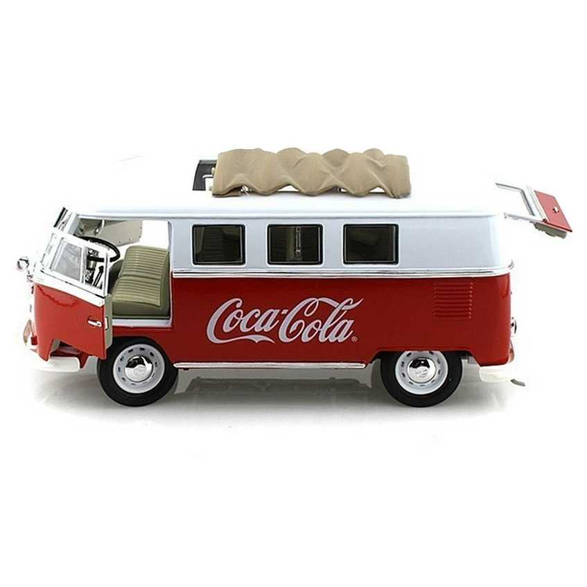 Vw Motor City Colorado Springs: VW Kombi Coca-Cola (1962) Volkswagen T1 Microbus Samba