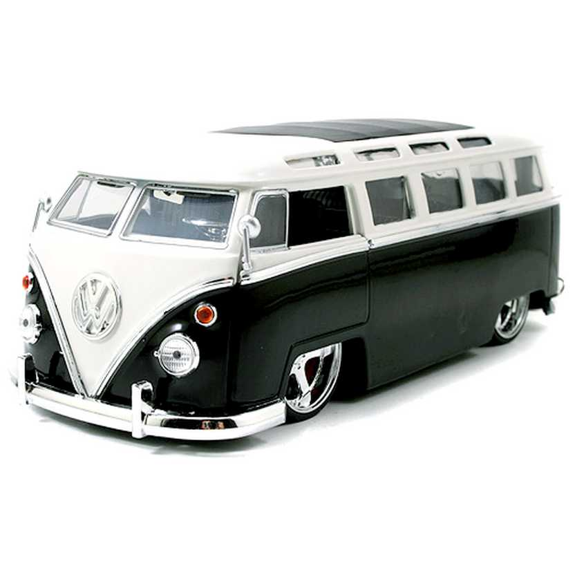 VW Kombi Volkswagen Bus (1962) marca Jada Toys escala 1/24