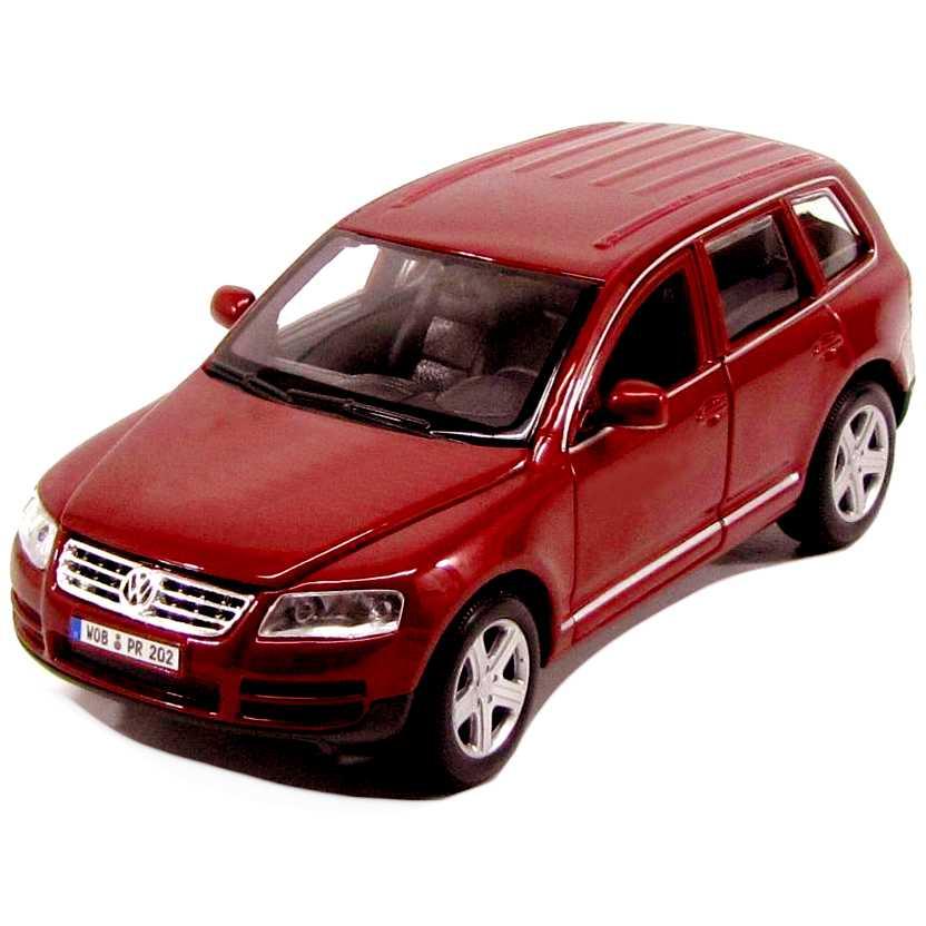 VW Touareg (Volkswagen da Bburago escala 1/24)