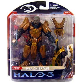 War Chieftain Halo 3 (série 3)