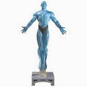 Watchmen - Dr. Manhattan (aberto)