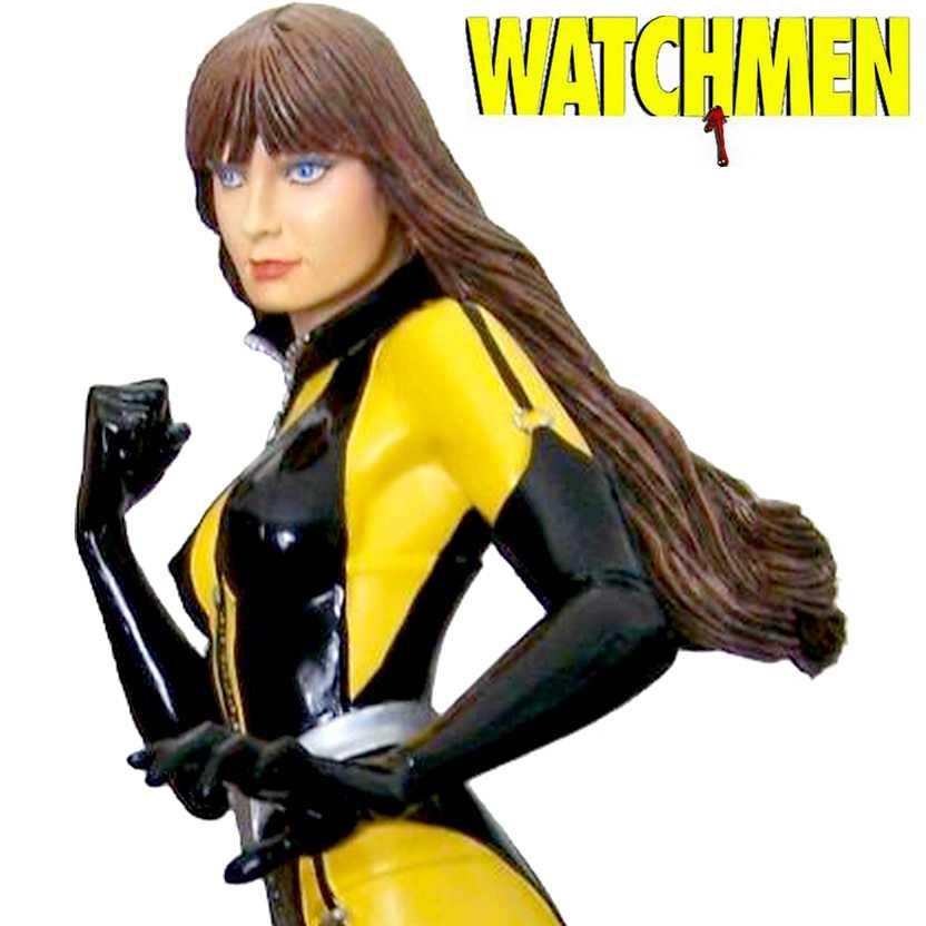Watchmen Silk Spectre (moderm) Dc Direct Bust (na caixa)