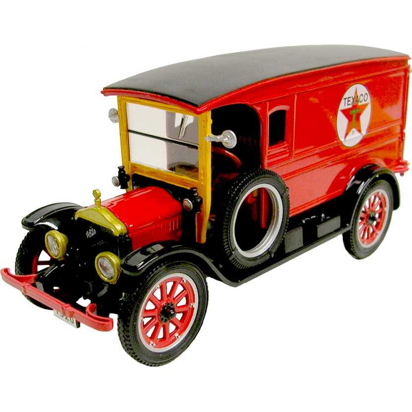 White Delivery Van Texaco (1920) Signature Models escala 1/32