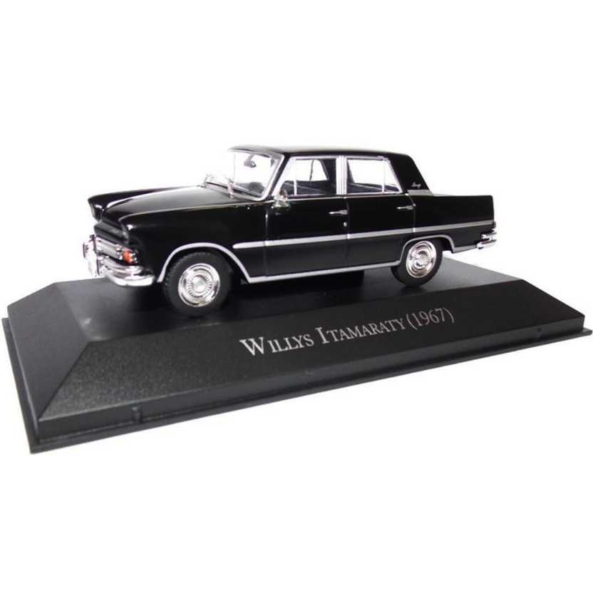 Willys Itamaraty 1967 Coleção Carros Inesquecíveis Do Brasil escala 1/43